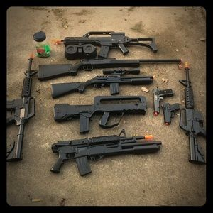 Used, Airsoft Guns for sale